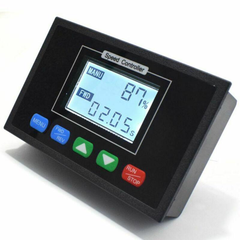 0~100% Digital PWM Motor Speed Controller DC 12V 24V 36V 48V Time Reversible 40A