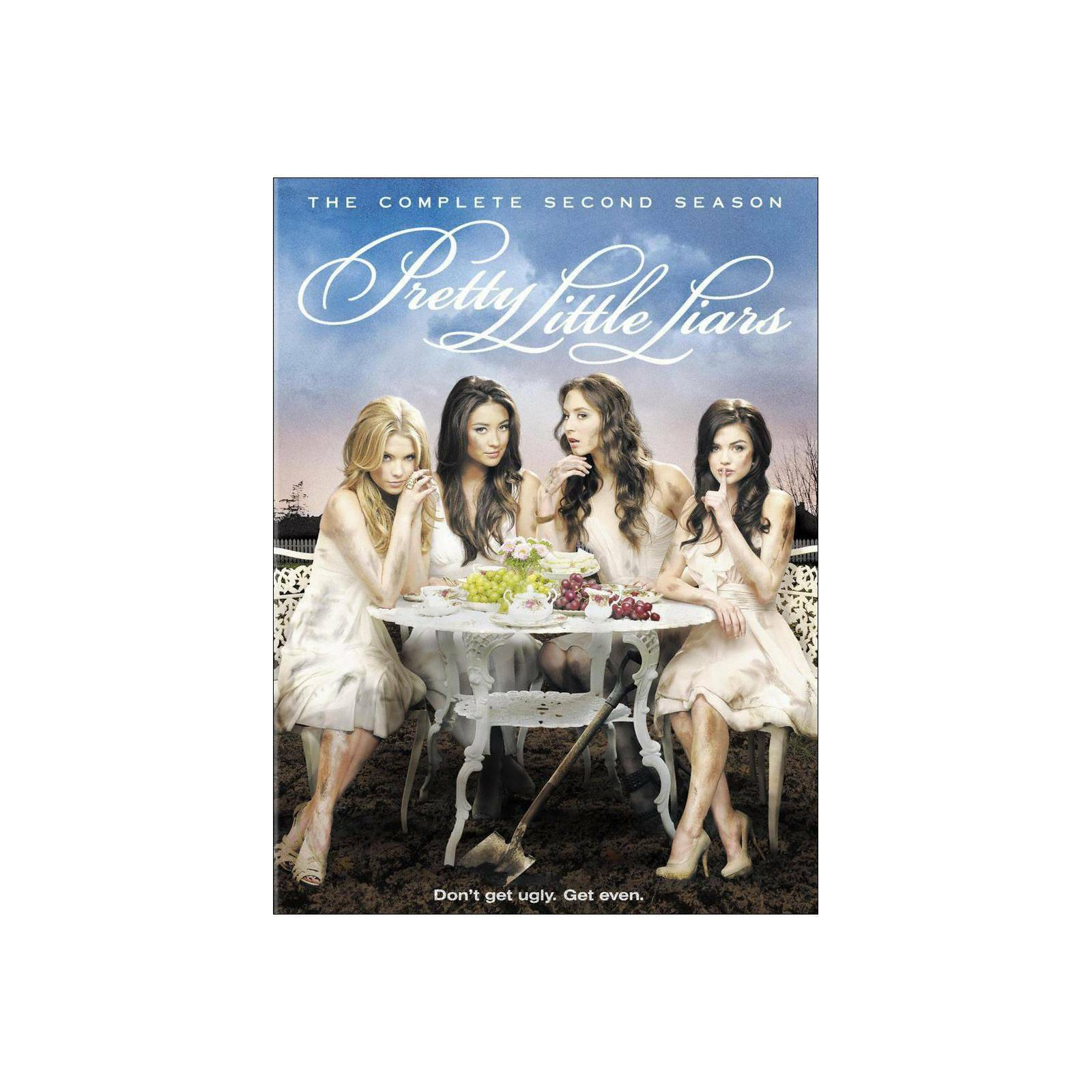 Pretty Little Liars: The Complete Second Season (DVD, 2012, 6-Disc ...