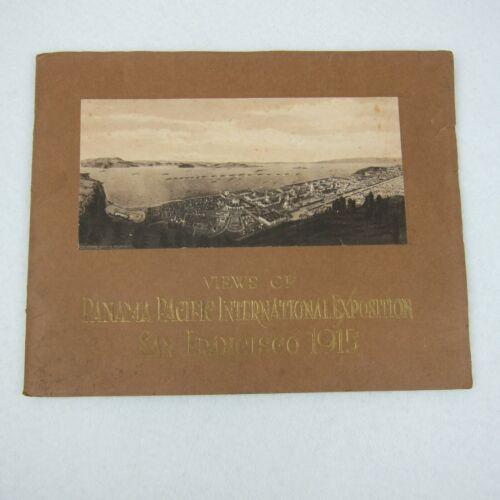 Antique 1915 Views of Panama Pacific International Exposition San Francisco RARE