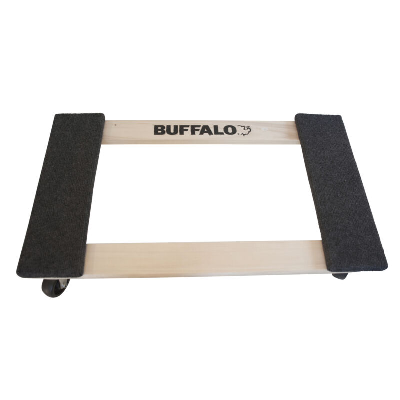 Buffalo Tools HDFDOLLY 1000 Lb Furniture Dolly - 30 Inch x 18 3/8 Inch