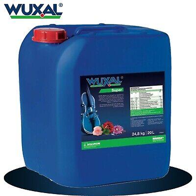 Wuxal 20 Litre Super Liquid Fertilizer Blattdüngung IN Garden Construction