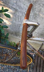 bicycle handlebar (round tip at both end) 1