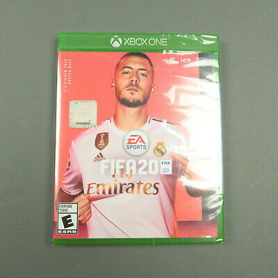 FIFA 20 -- Standard Edition (Microsoft Xbox One, 2019) Brand New Sealed