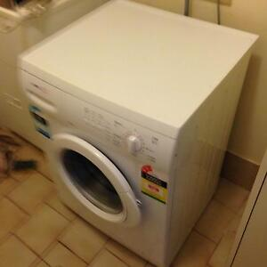 Front loader 6.5kg Bosch washing machine Golden Grove Tea Tree Gully Area Preview