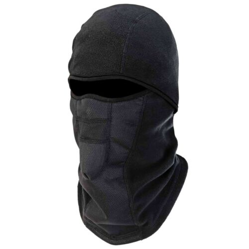 Ergodyne NFerno 6823 Black Winter Ski Mask Balaclava Wind Resistant Face Thermal