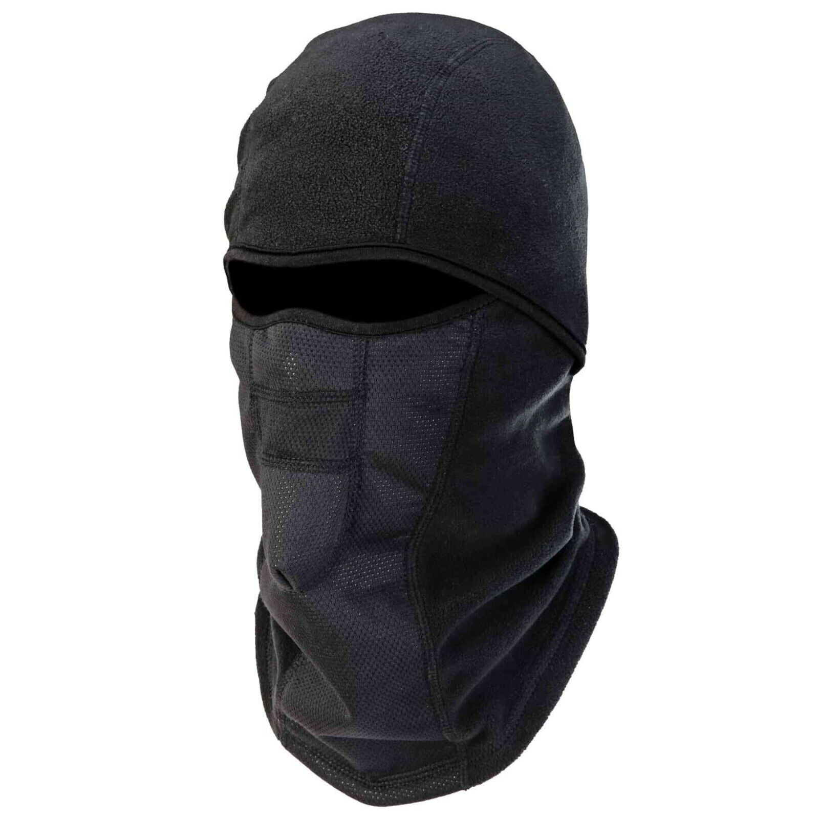Ergodyne NFerno 6823 Black Winter Ski Mask Balaclava Wind Resistant Face Thermal Clothing