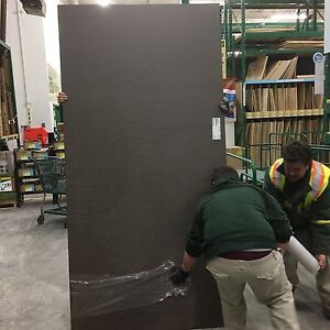 4x8 feet of counter top.