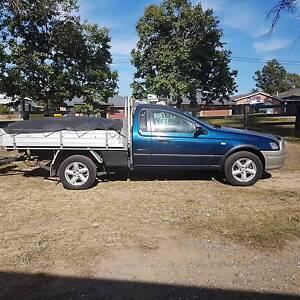 RTV 2003 Ford Falcon Ute Abermain Cessnock Area Preview