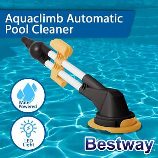 Pool Cleaner Automatic Above Ground Swimming Pool Maintenance