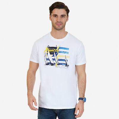Nautica Mens Regatta Graphic T-Shirt