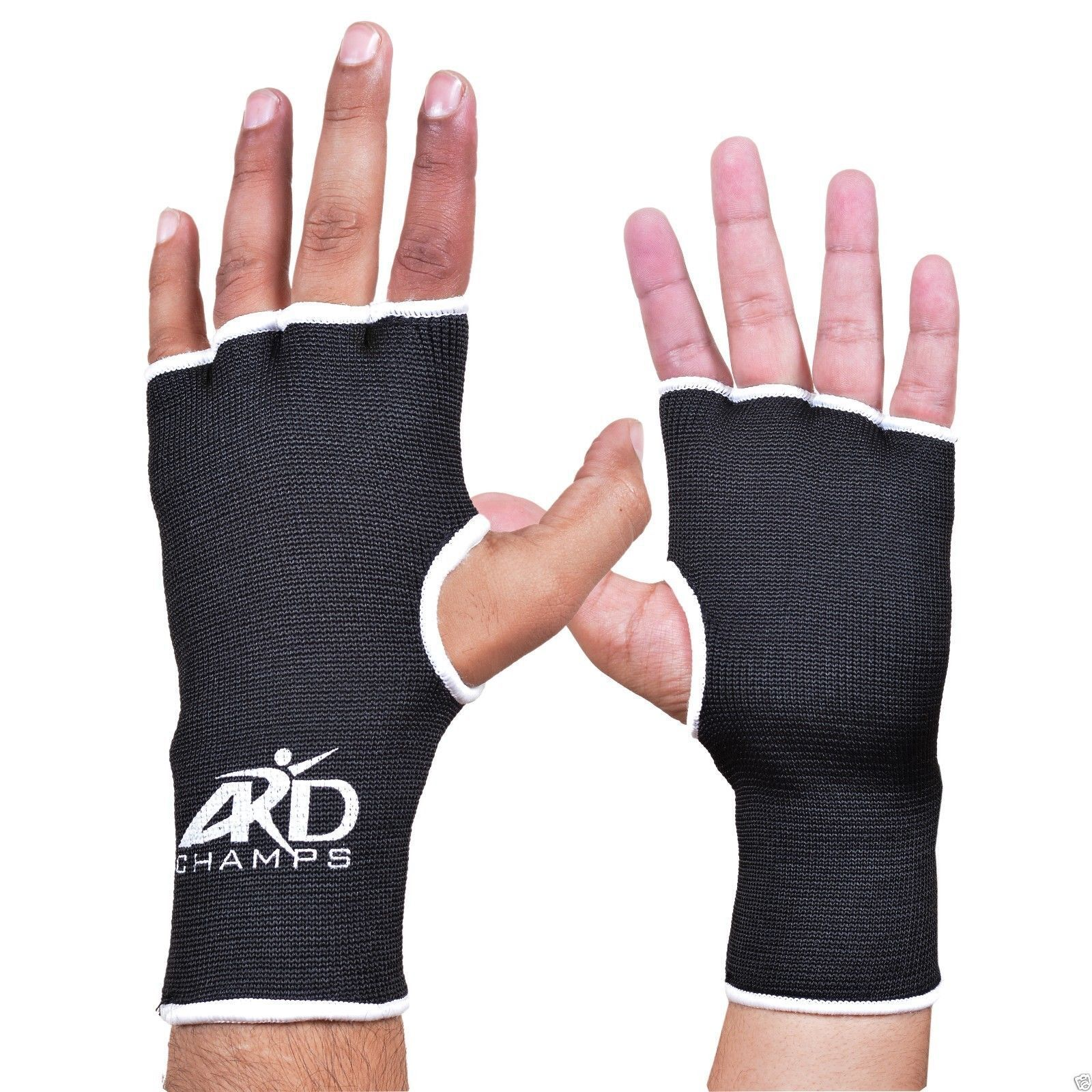 Boxing Hand Wraps Elasticated MMA Inner Gloves Fist Protector 3.5 meter Bandages Mitts 100/% Cotton