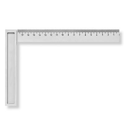 Scala Anschlagwinkel Winkel aus Kunststoff PVC 200x130 mm