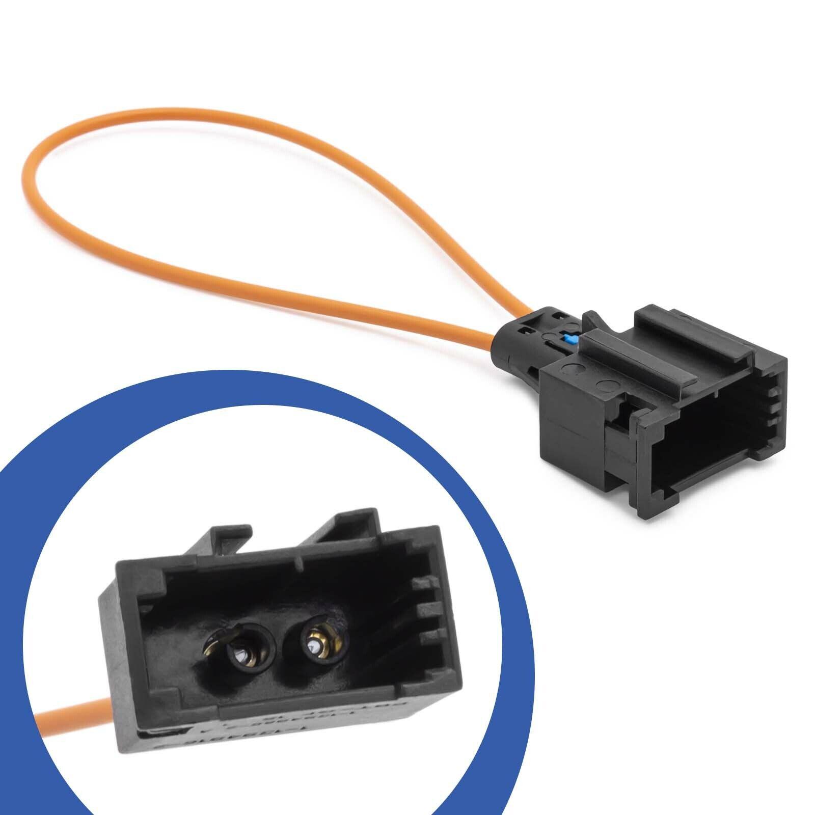 2/x Fibre Optic Connector Bridge Connector Most LWL