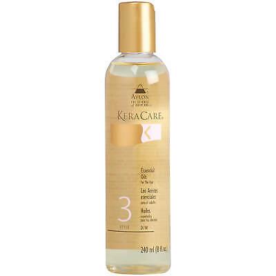 Avlon KeraCare Essential Oils For The Hair Natural New Hair Oil 240ml