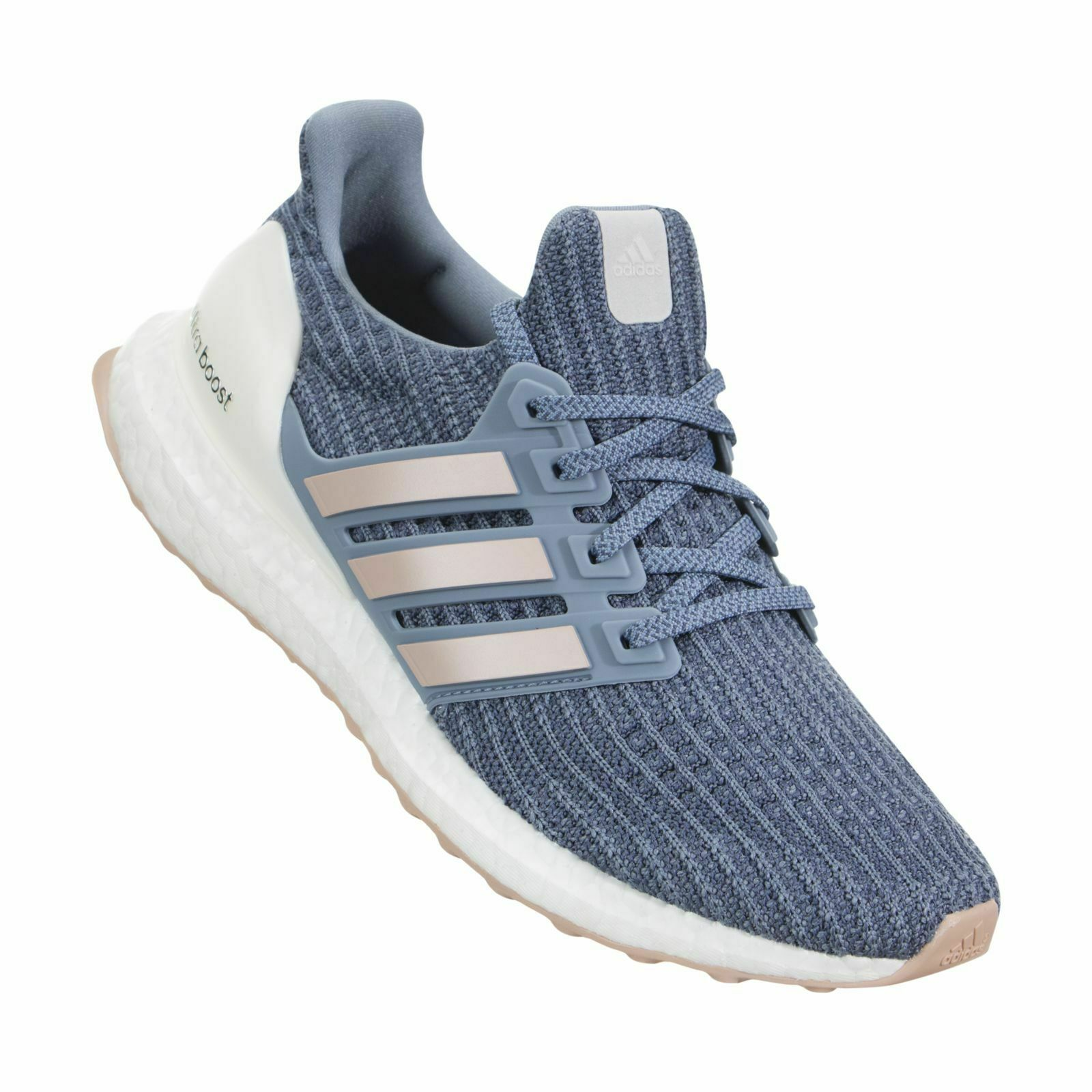 Adidas Ultra Boost w, Women's Sizes 7.5-10.5 B, RawGreyRunningWhite, BB6493 NEW!