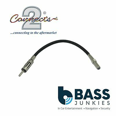 Connects2 CT27AA32 Chevrolet All Years Car Stereo Antenna Aerial Adapter Lead