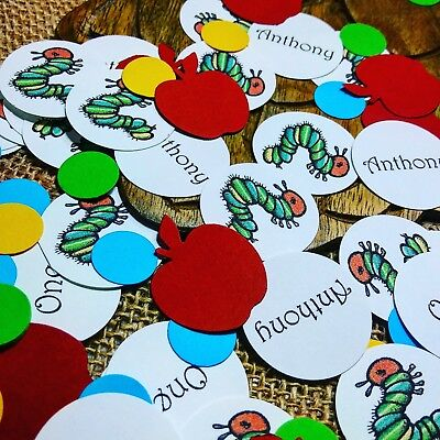 The very hungry caterpillar party supplies 300 count, Birthday, Baby Shower