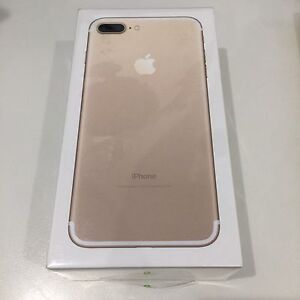 BRAND NEW iPhone 7 Plus Gold 256GB BRAND NEW Chippendale Inner Sydney Preview