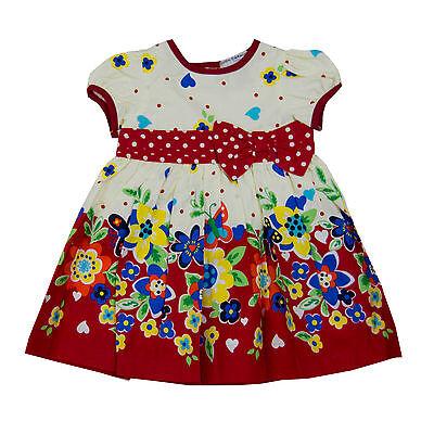 Nwt Mon Caramel Baby Wedding Party Pageant Flower Girls Dress Size 3 6 9 - Caramel Baby