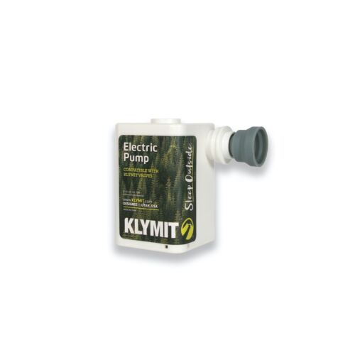 Klymit Electric Air Pump USB Rechargeable for Camping - Factory Refurbished