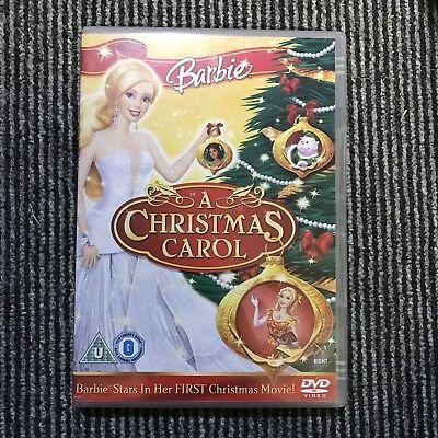 Barrie's A Christmas Carol DVD, used for sale  King's Lynn