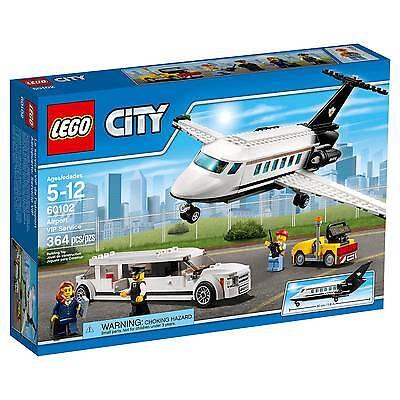 Lego City Airport Vip Service - 60102