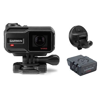 Garmin Virb Xe Auto Racing Bundle Gps Action Camera W  G Metrix 010 01363 40