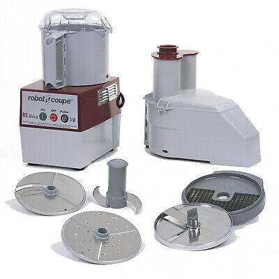 Robot Coupe R2 Dice Combination Continuous Feed Food Processor Dicer