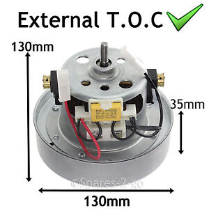 YDK YV2200 Type Motor Unit for DYSON DC27 DC33 Vacuum Cleaner Hoover TOC 240V