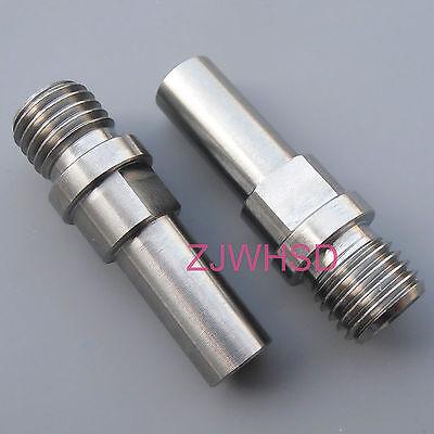 J/&L M10*1MM Ti//Titanium V Brake Bosses//Posts fit-Avid,Shimano,Tektro,Extralite