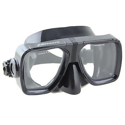 2589c71079 Promate MK245 Scope RX Prescription Optical Scuba Dive Snorkeling Mask  Goggles