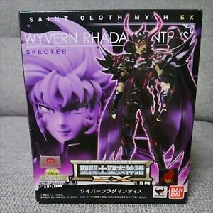 Tamashii Nations Saint Cloth Myth EX Wyvern Radamanthys Saint Seiya BANDAI new