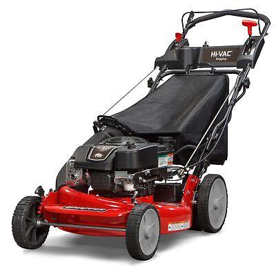 Snapper HI VAC 21 in. Self Propelled Electric Start Bag Lawn Mower | MOW-7800982
