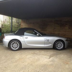 2004 BMW Z4 Coupe Judbury Huon Valley Preview