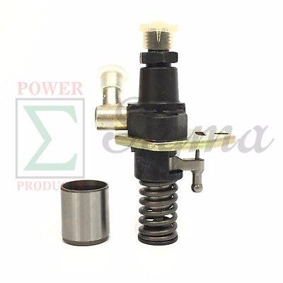 New Fuel Injector Pump No Solenoid For 186 186f 10hp Yanmar Diesel Engine L100