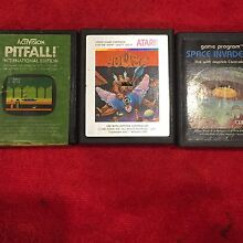 Classic Atari 2600 games Blakeview Playford Area Preview