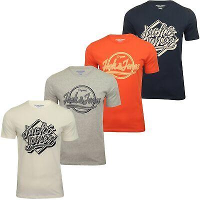 Jack & Jones 'BRAD' Mens T-Shirt Crew Neck