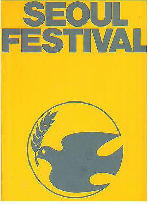 SEOUL FESTIVAL OLIMPIADI SPORT SEUL 1988