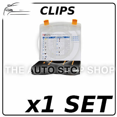 Door Panel Clips - Skoda Citigo - Yeti 228 Pieces 1 Set Part Number: 88