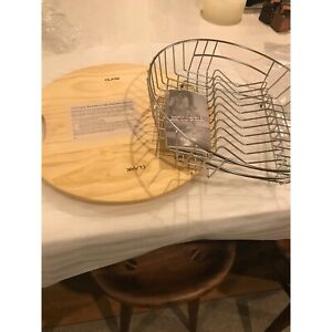 Clark Epure sink top cutting board and Dish drying rack Mitcham Whitehorse Area Preview