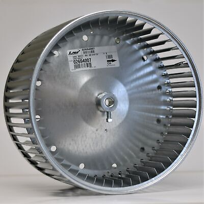 026940-07 Lau Dd11-8a Blower Wheel Squirrel Cage 11-34 X 8 X 12 Cw