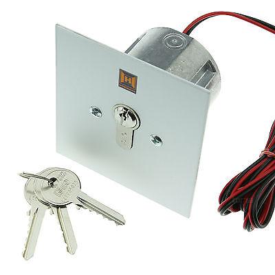 Hörmann Schlüsseltaster ESU 40 Unterputz Garagentor SupraMatic ProMatic 437523