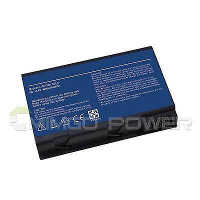 8Cell Battery for Acer Aspire 3100 3103 5100 5102 5515 5650 9110 9800 BATBL50L8H