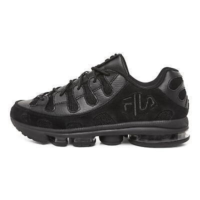 Fila Men's Silva Trainer Shoe - Triple Black