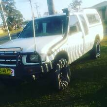 2000 Holden Rodeo Ute Sanctuary Point Shoalhaven Area Preview