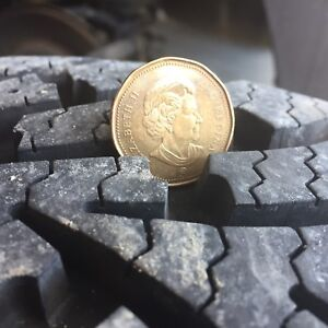 """16"""" Winter Tires and Rims For Sale"""