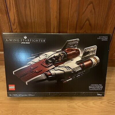 LEGO  Star Wars A-Wing Starfighter 75275 NEW IN HAND Ready To Ship!