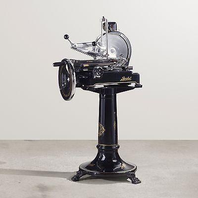 Berkel Flywheel Hand Crank Prosciutto Slicer - Model 9 - Fully Restored