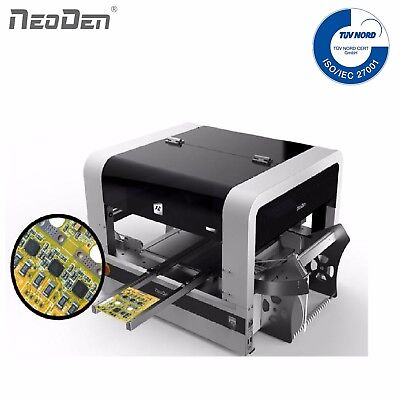 SAVE $360! SMD Pick and Place Machine NeoDen4 26 Electric Feeders 0201 BGA