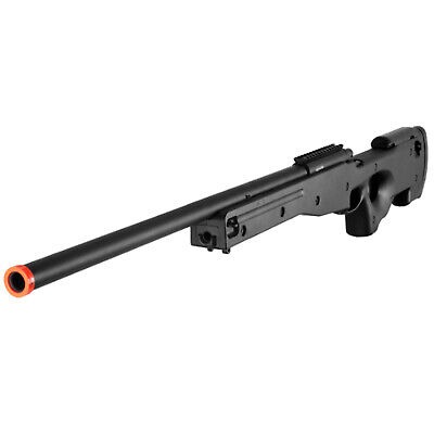 Used, AGM L96 AWP Bolt Action Spring Power Outdoor 6mm Airsoft Gun Sniper Rifle Black for sale  South El Monte